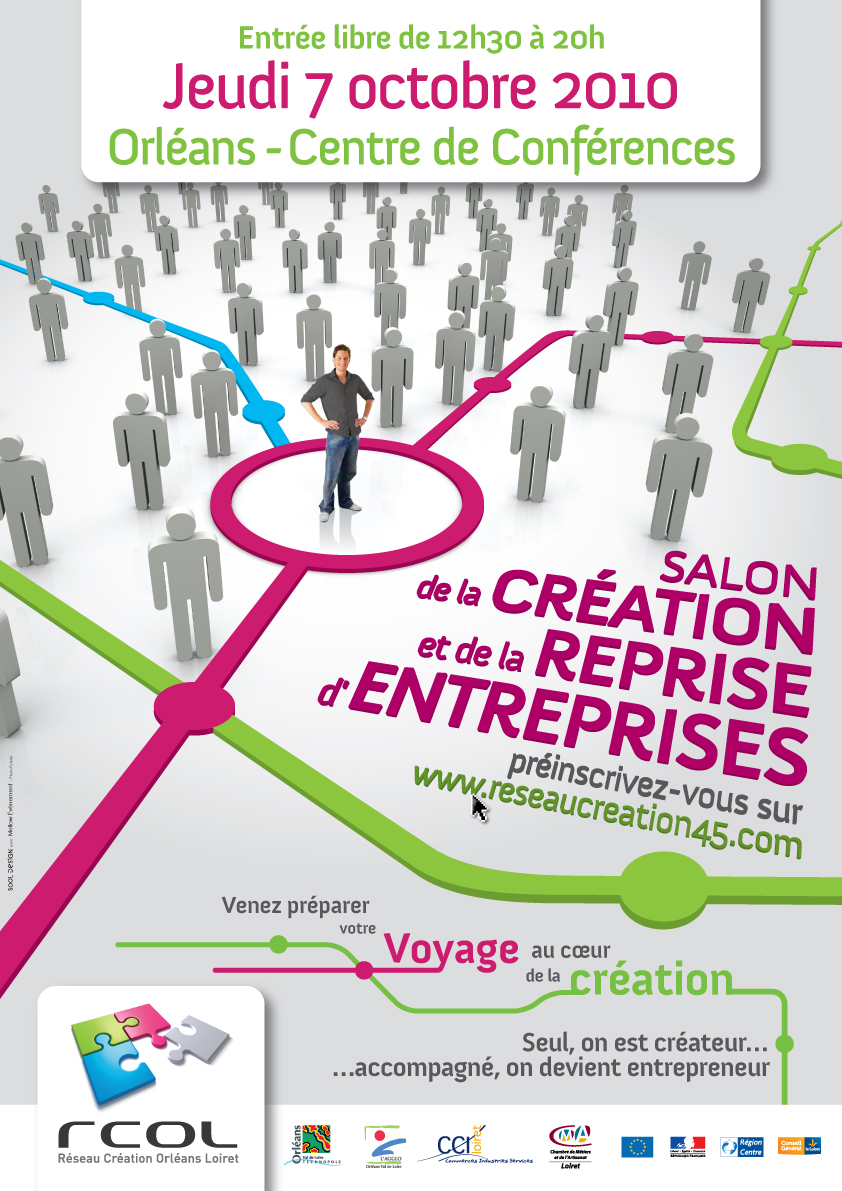 Salon de la cr ation d entreprise sool lab for Salon creation entreprise