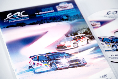 badges FIA European Rallye Championship sport communication communication sport lyon
