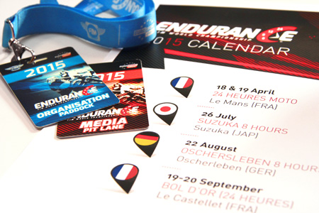 calendar FIM Endurance World Championship sport communication communication sport lyon
